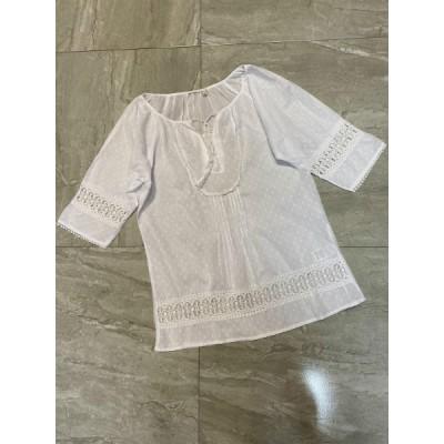 Блуза В-73,склад 100% бавовна,розміри s m l xl